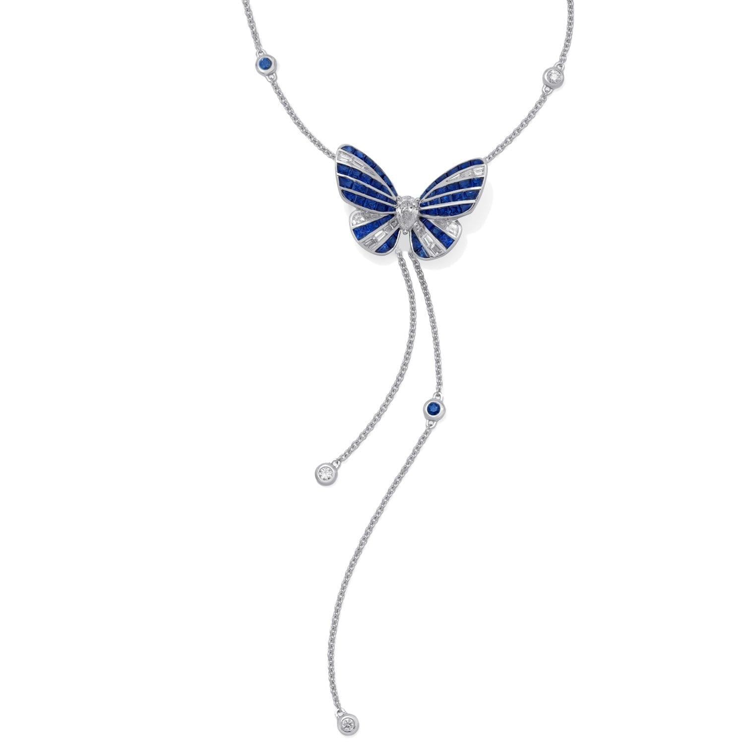 BUTTERFLY LOVERS NECKLACE - STENZHORN JEWELLERY