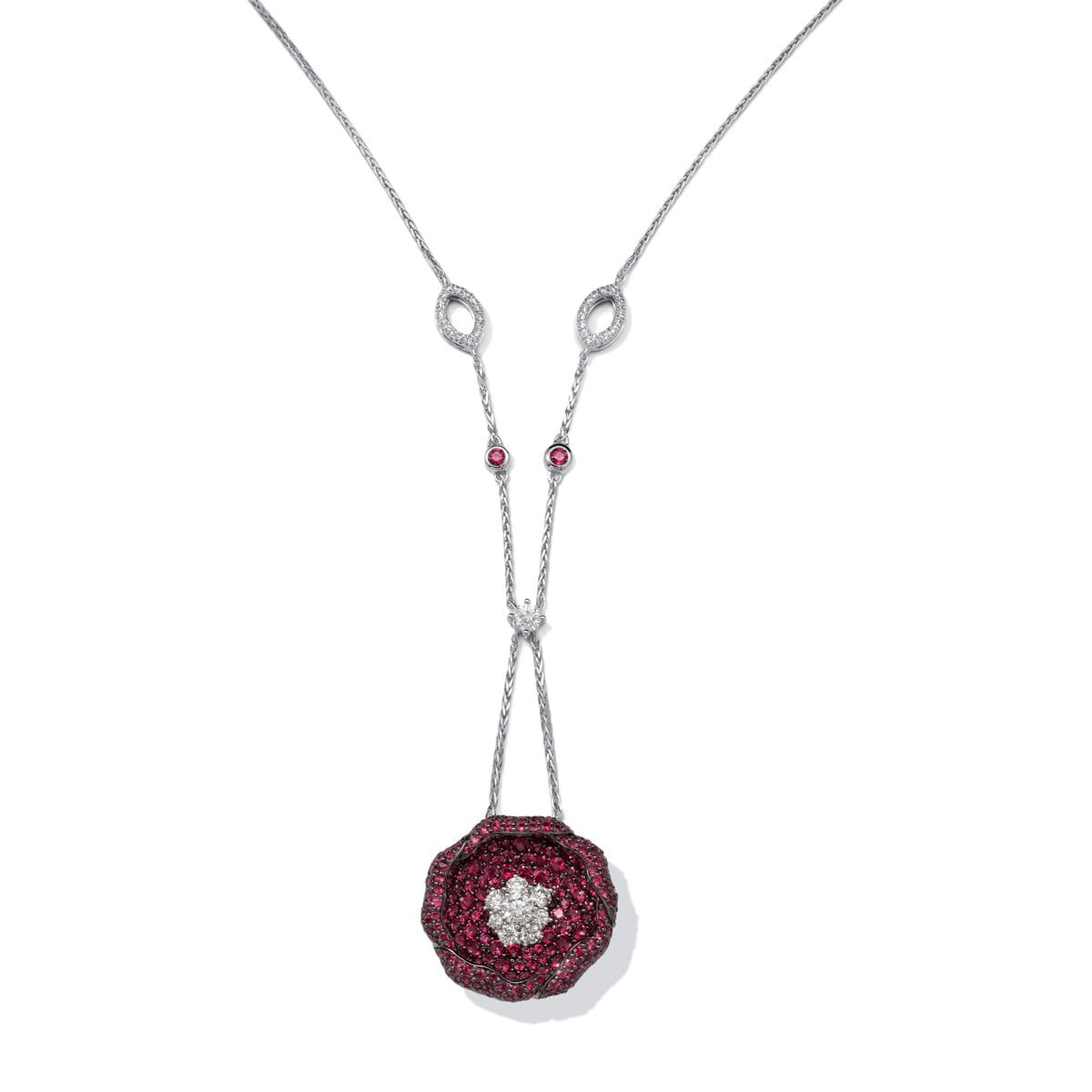 SAKURA Necklace - STENZHORN JEWELLERY