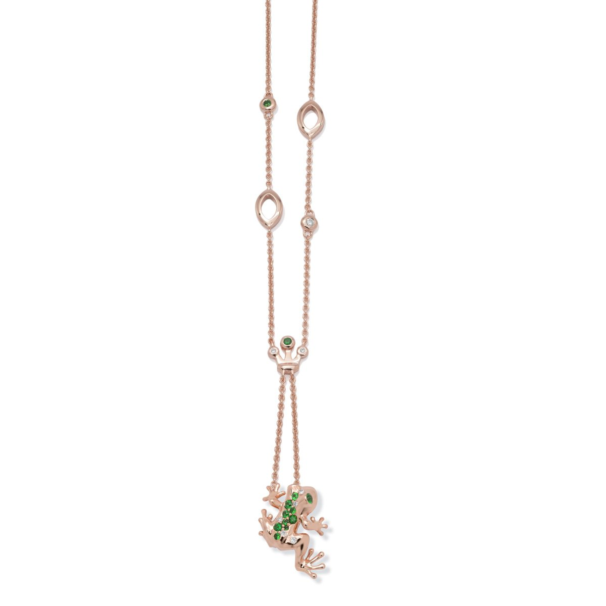 STRAWBERRY POISON Necklace - STENZHORN JEWELLERY