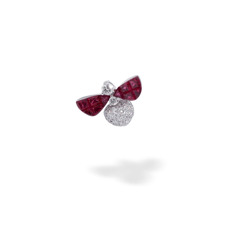BEE MINE Tie pin, Brooch - STENZHORN JEWELLERY