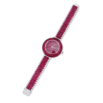 OVIDIO Watch, Lily Rose - STENZHORN JEWELLERY