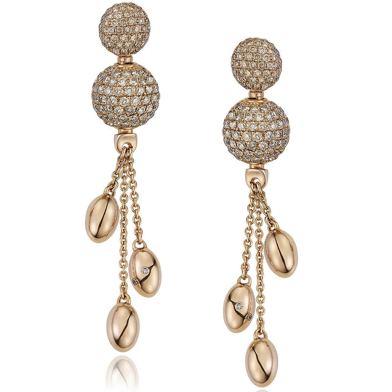COMPOSA SPHERE Earrings - STENZHORN JEWELLERY