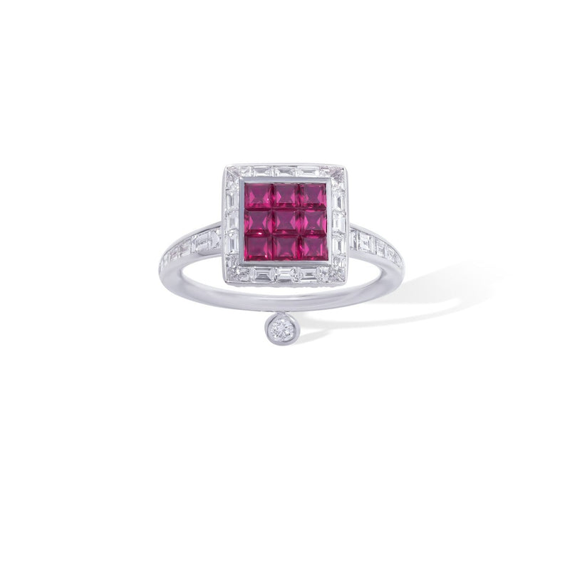 CANDY PRINCESS Ring - STENZHORN JEWELLERY