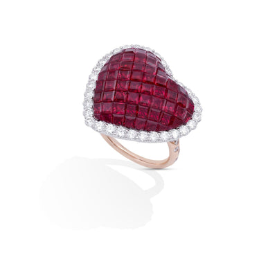 LOVE KEEPERS Ring - STENZHORN JEWELLERY