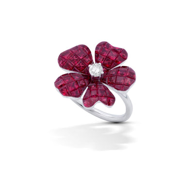 FLORAL Ring - STENZHORN JEWELLERY