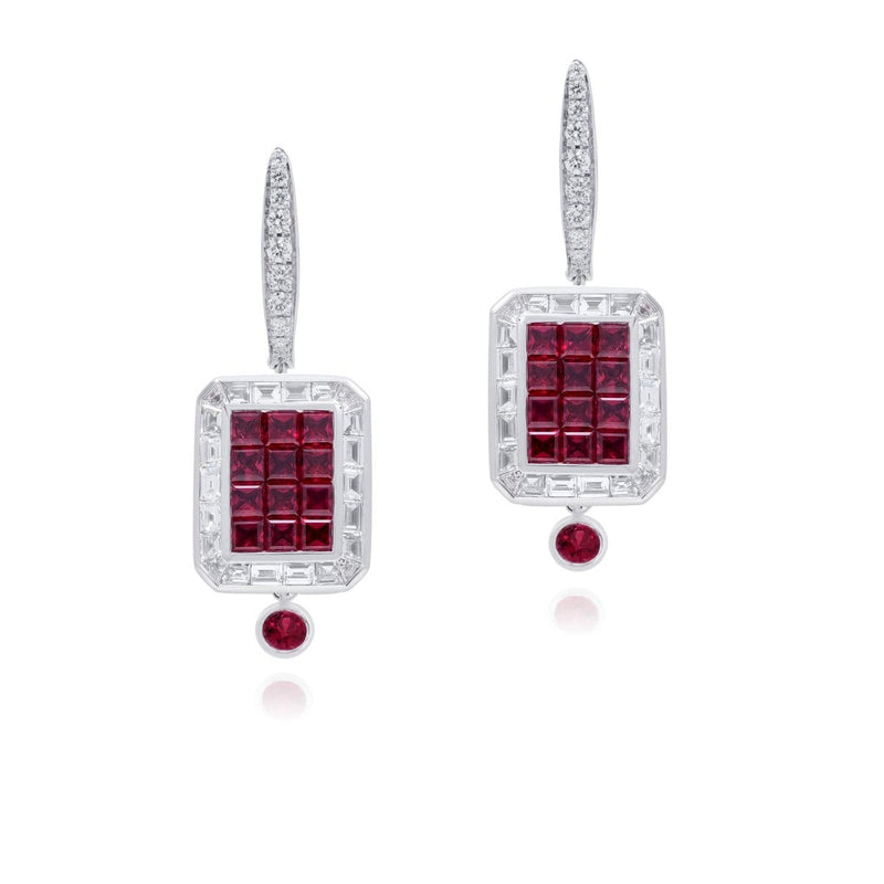 CANDY EMERALD Earrings - STENZHORN JEWELLERY