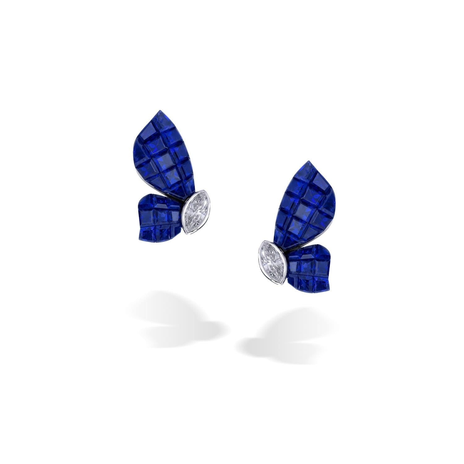 MADEMOISELLE B., PETIT Earrings - STENZHORN JEWELLERY