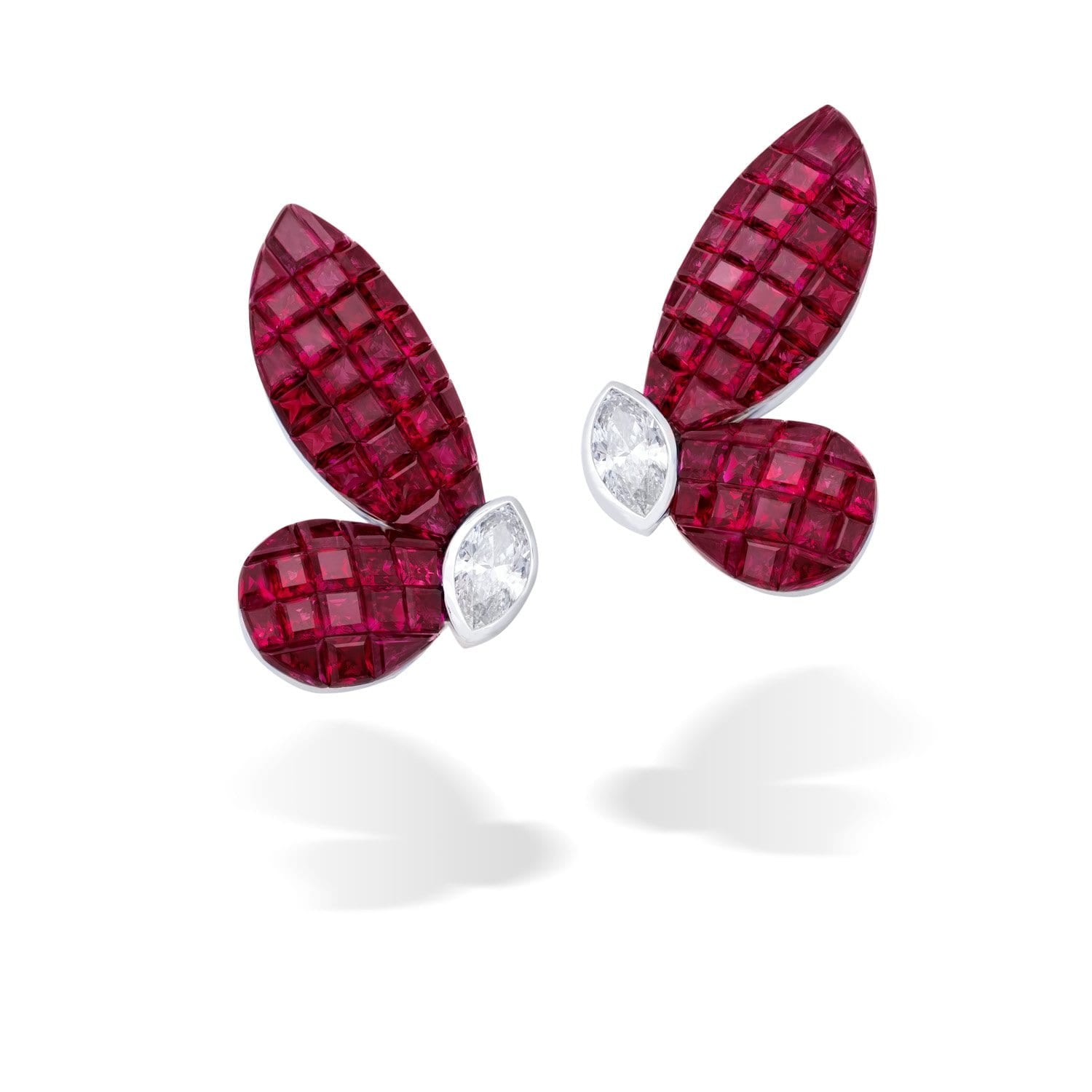 MADEMOISELLE B., MADAME Earrings - STENZHORN JEWELLERY