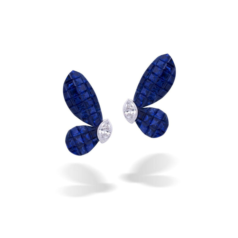 MADEMOISELLE B., MISS Earrings - STENZHORN JEWELLERY