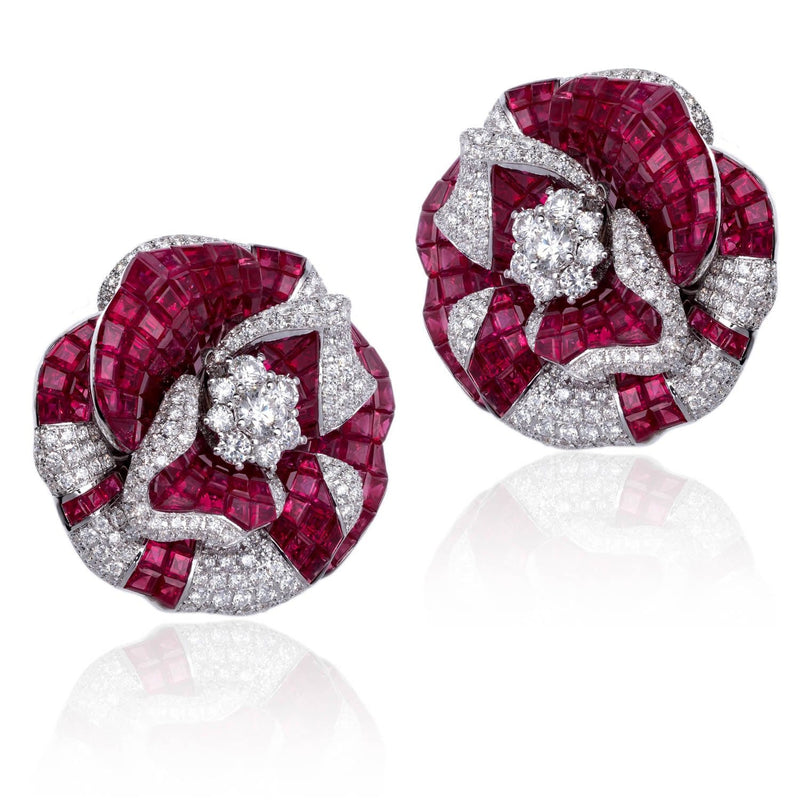 PEONY PRINCESS Earrings