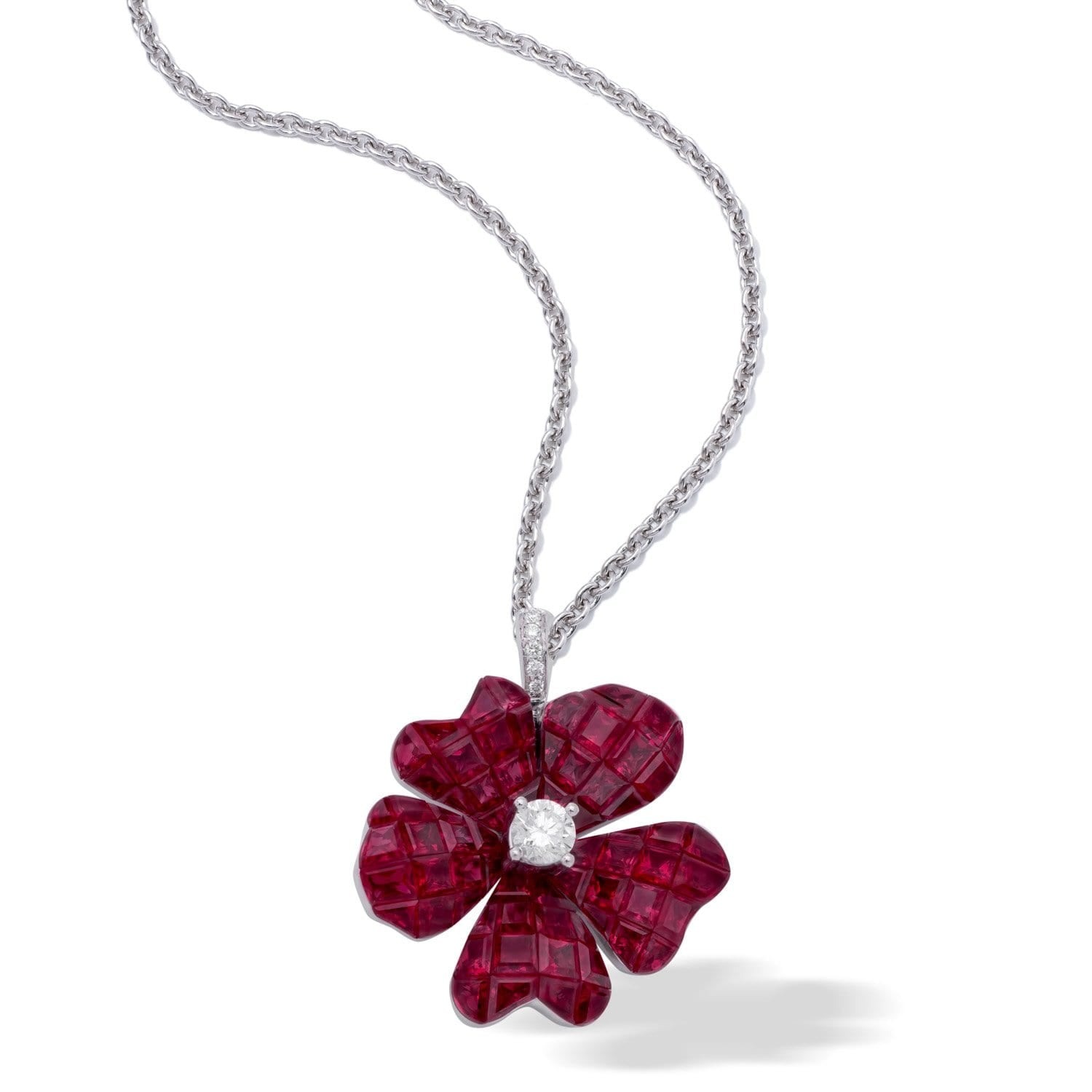 FLORAL Pendant - STENZHORN JEWELLERY
