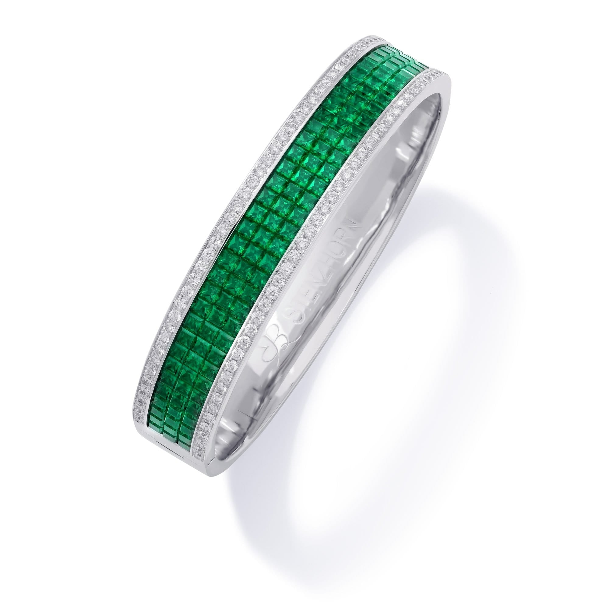 MOSAIC CLASSICAL Bangle - STENZHORN JEWELLERY