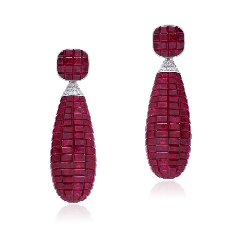 MOSAIC CLASSICAL DROP Earrings