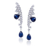 DIVINE SAPPHIRE Earrings - STENZHORN JEWELLERY