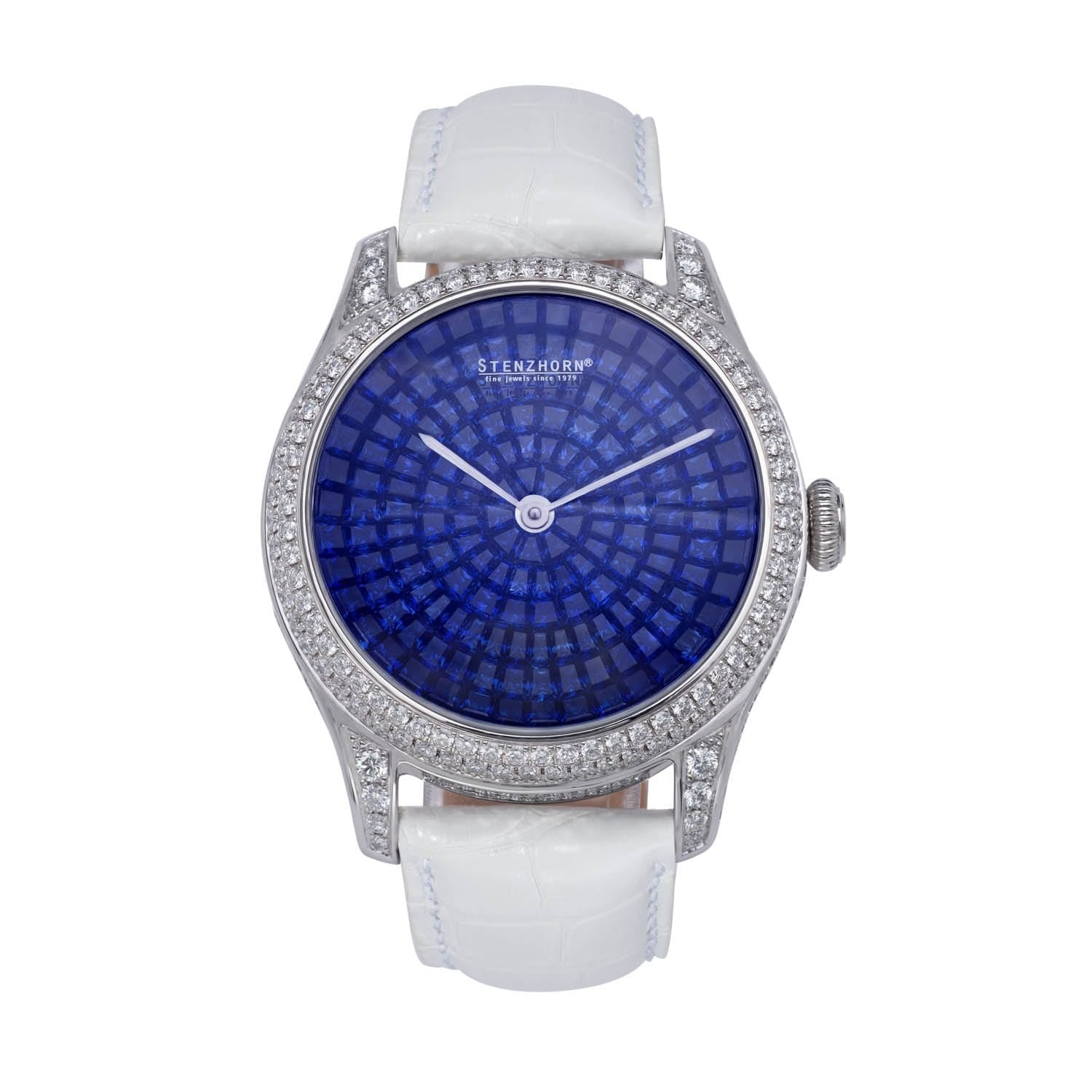 Blue Moon, MOSAIC Watch