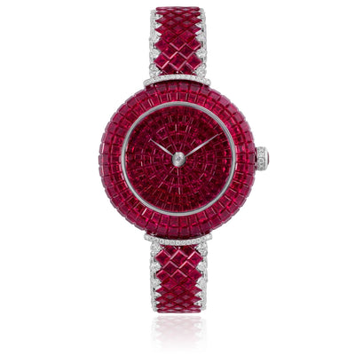 Lily Rose, OVIDIO Watch