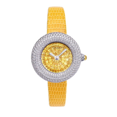 Sunshine Yellow, MOSAIC Watch