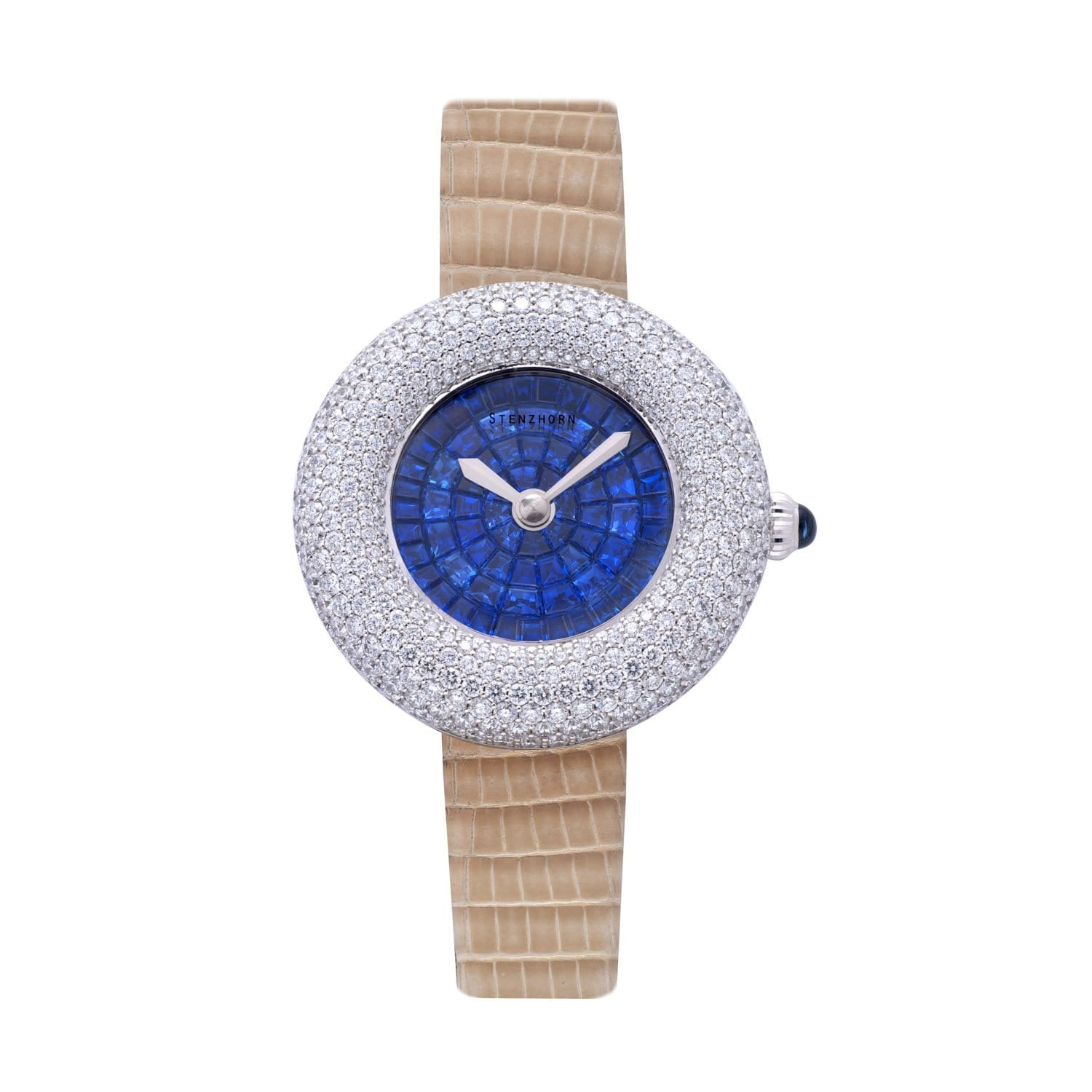 Blue Fever, MOSAIC Watch