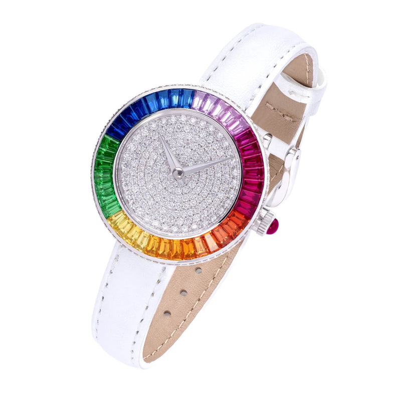 Rainbow Diadem, MOSAIC Watch