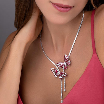 BUTTERFLY LOVERS Necklace