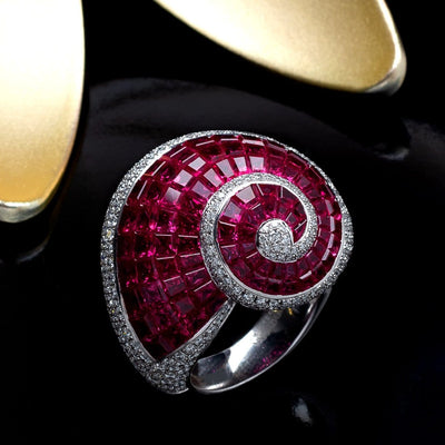 MOSAIC CLASSICAL Ring