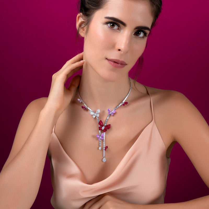 MADEMOISELLE B. Necklace - STENZHORN JEWELLERY