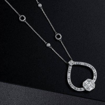 ICED ZEIT, Necklace