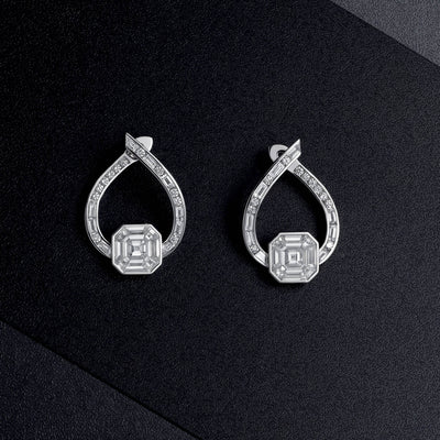 ICED ZEIT, Earrings
