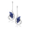 FLORAL Earrings - STENZHORN JEWELLERY
