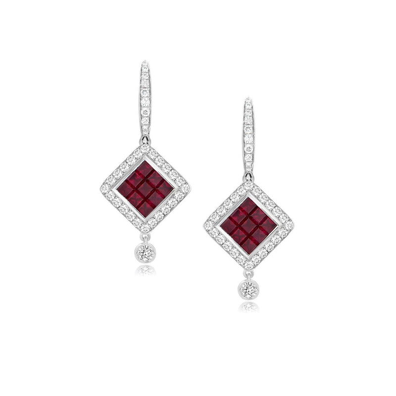 CANDY PRINCESS Earrings - STENZHORN JEWELLERY