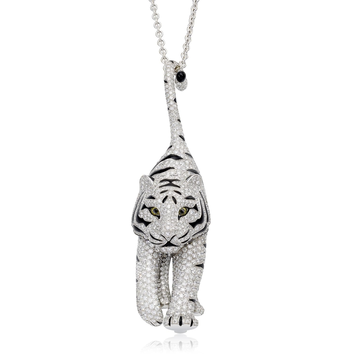SAVAGES Feline Pendant