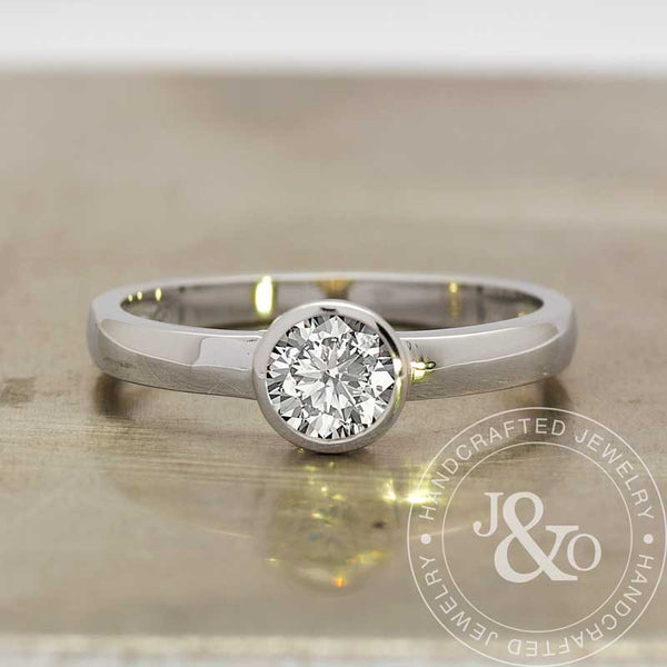 Moissanite Chiara Ring