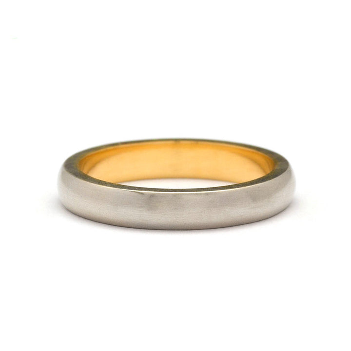 22k gold wedding band