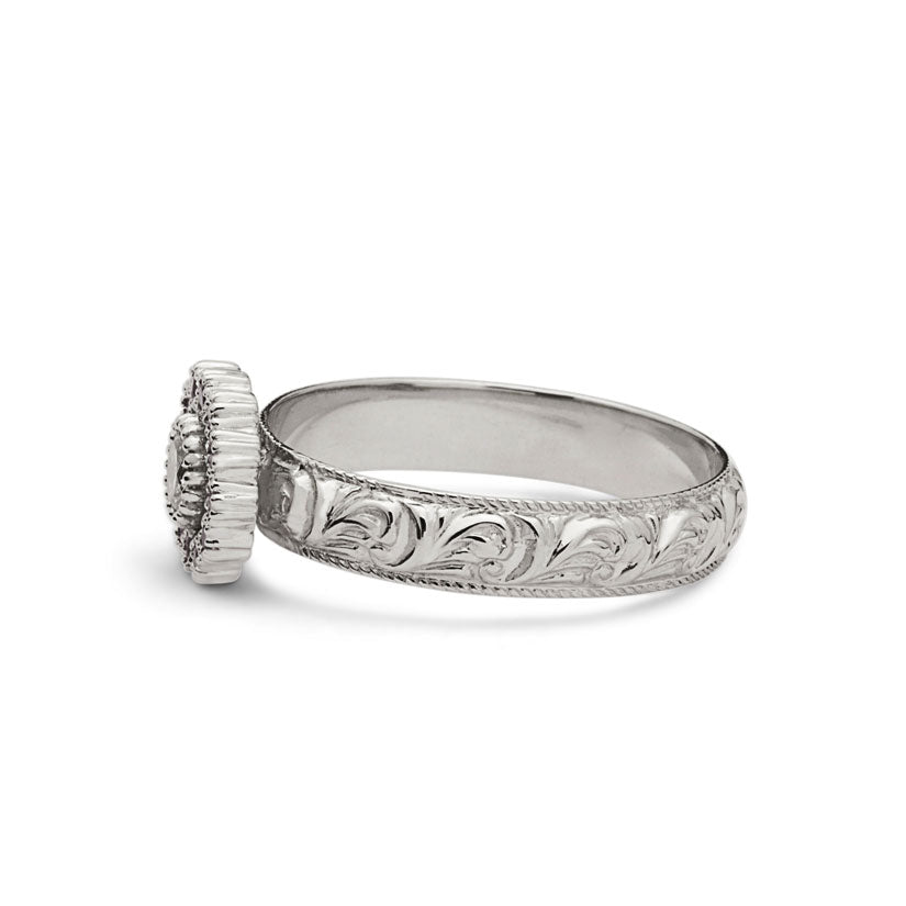 The Melina Engagement Ring