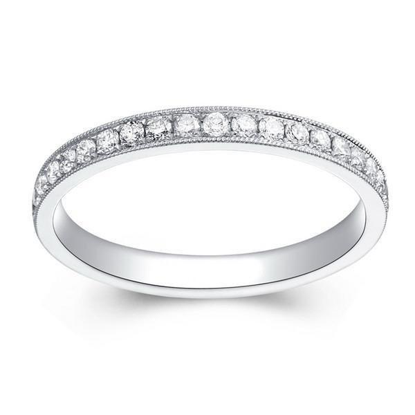 Aurora Full Eternity Diamond Ring