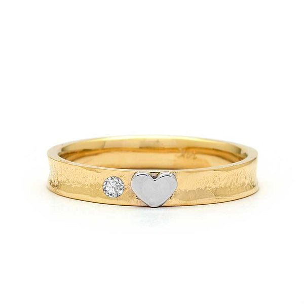COEUR DIAMOND WEDDING RING