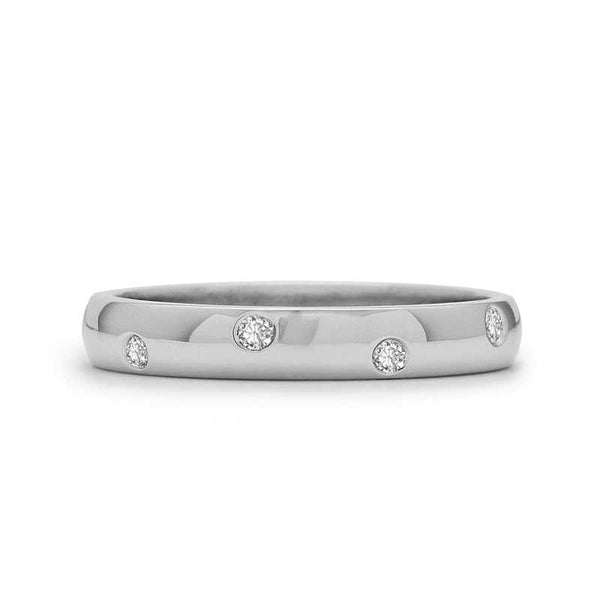 DIAMOND SKY ETERNITY RING