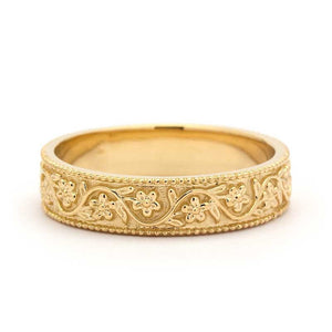 Flora Eternity Wedding Ring