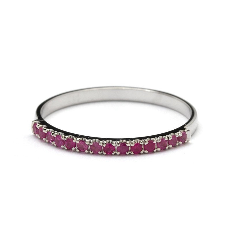 GIANNA RUBY RING