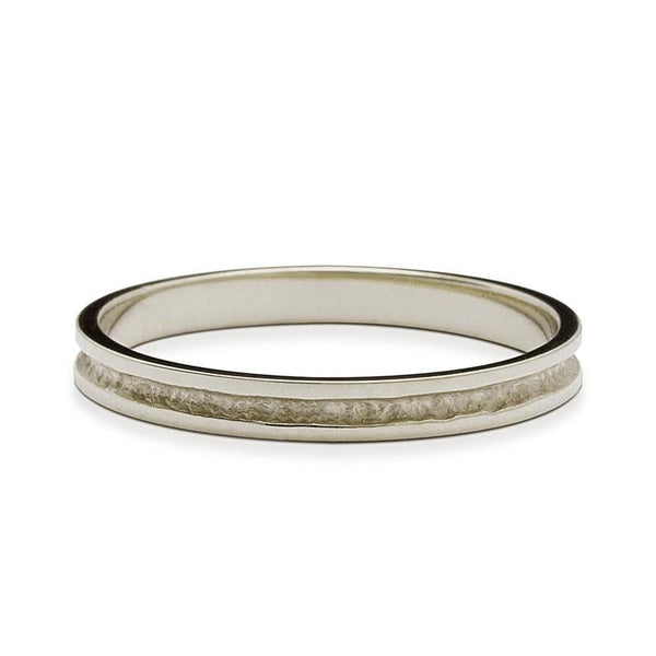 KELTI WEDDING RING
