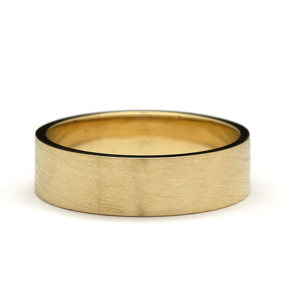 5MM SOLID MATTE WEDDING RING