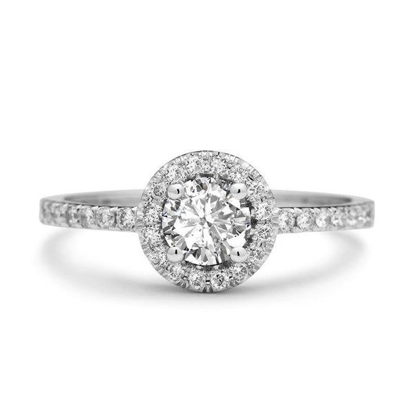 CONSTANTIA DIAMOND ENGAGEMENT RING