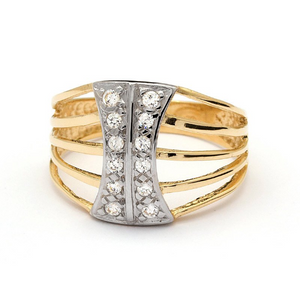 Vittoria Vintage Diamond Ring