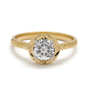 Adriana Diamond Engagement Ring