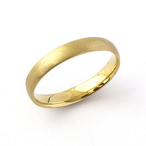 Classica Golden Wedding Ring