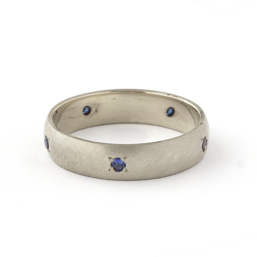 The Five Sapphires Imane Ring