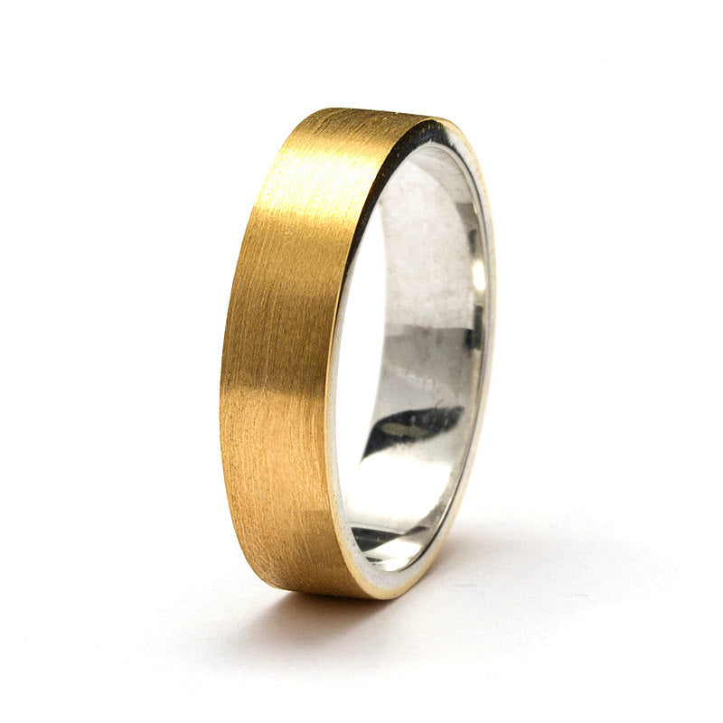 The Gold Inlay Ring