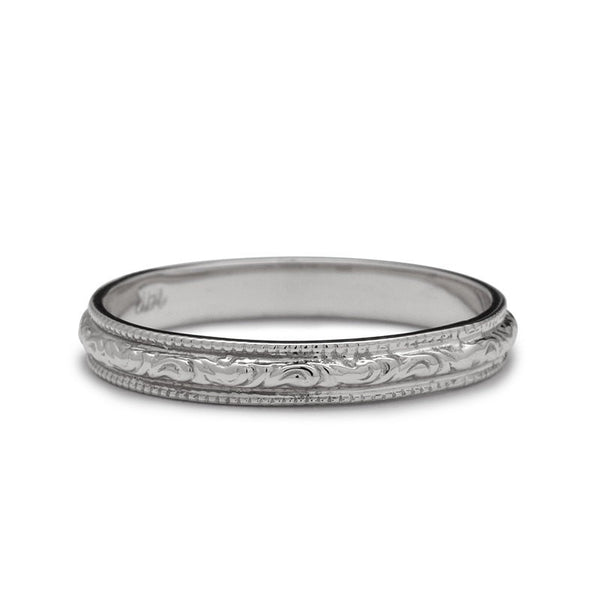 LAGO WEDDING RING