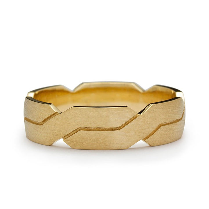 Moroccana Infinity Wedding Ring