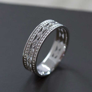 Moroccana La Squala Diamond Ring